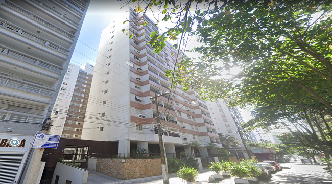 APARTAMENTO COM ÁREA PRIVATIVA DE 64 M² NA REGIÃO CENTRAL DE GUARUJÁ  - SP